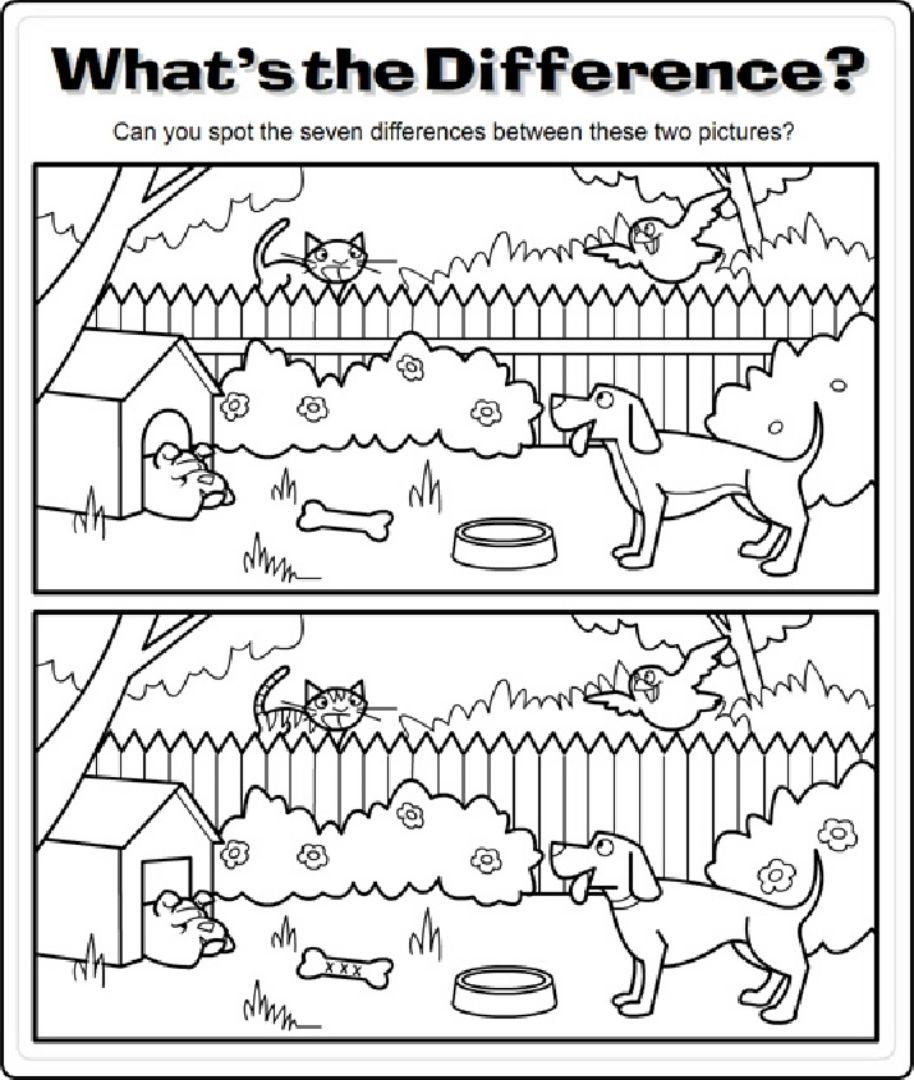 Fun Kids Puzzles Printable