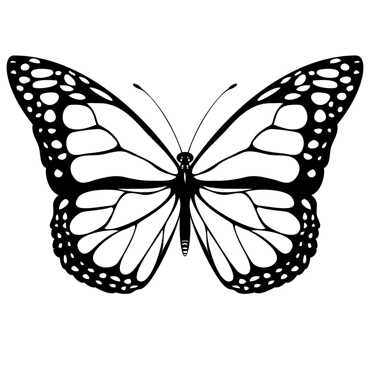 4 Images of Free Butterfly Printables