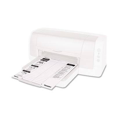 Pendaflex Printable Tab Inserts Templates