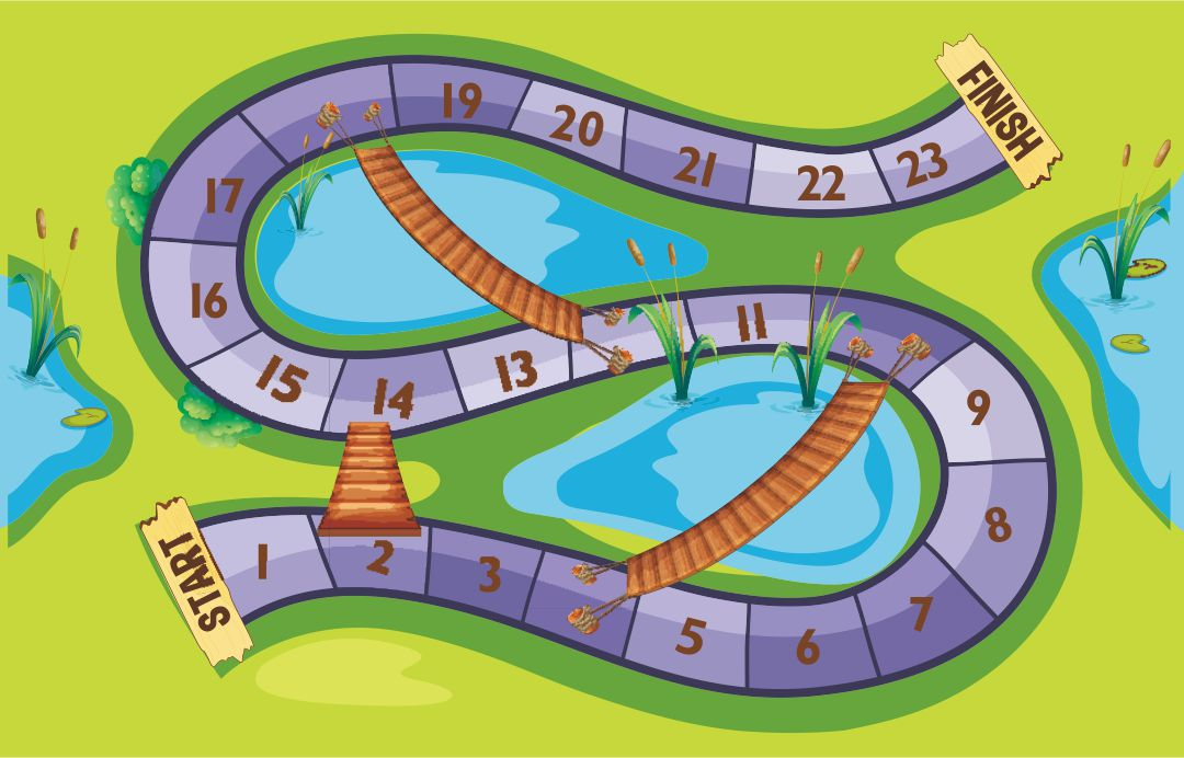 6 Best Free Printable Board Game Candyland - printablee.com