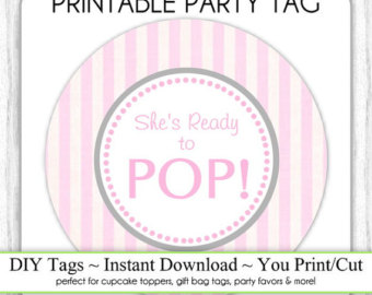 6 best images of black and white ready to pop free for Ready to pop stickers template