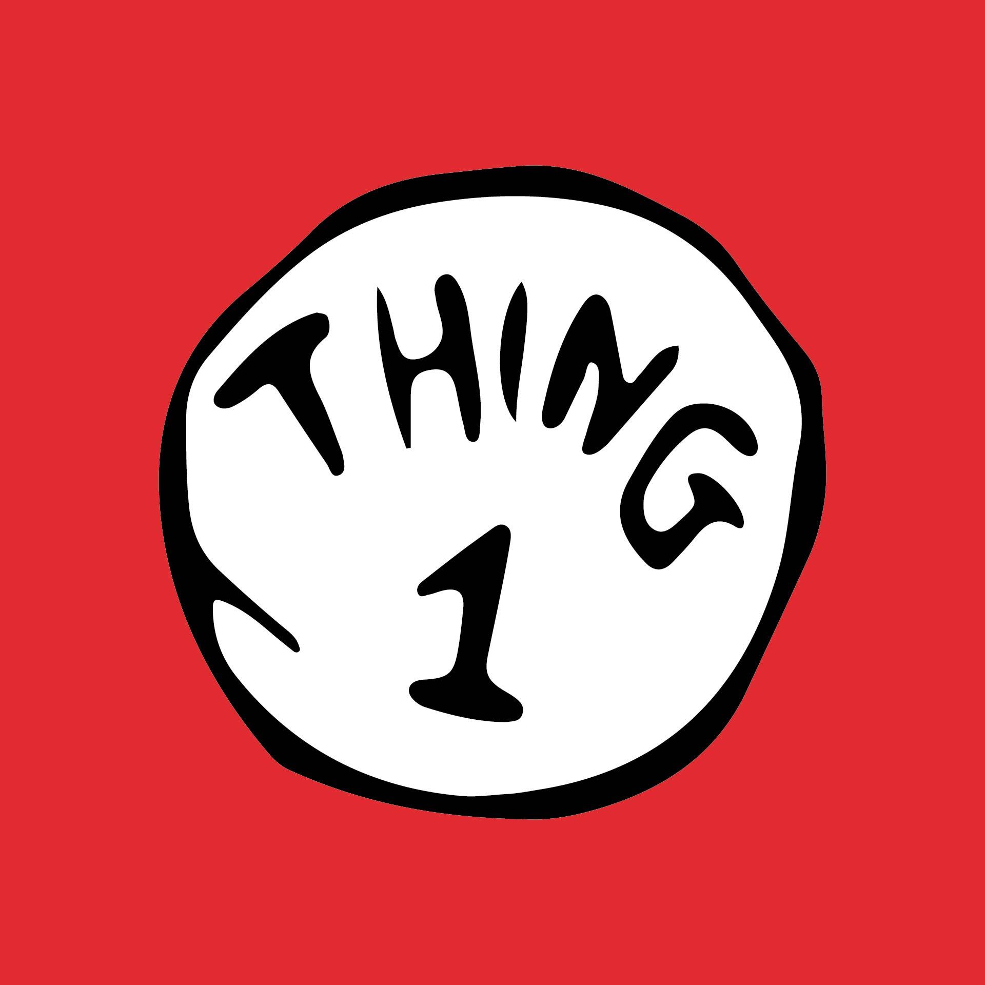 Thing 1 Logo