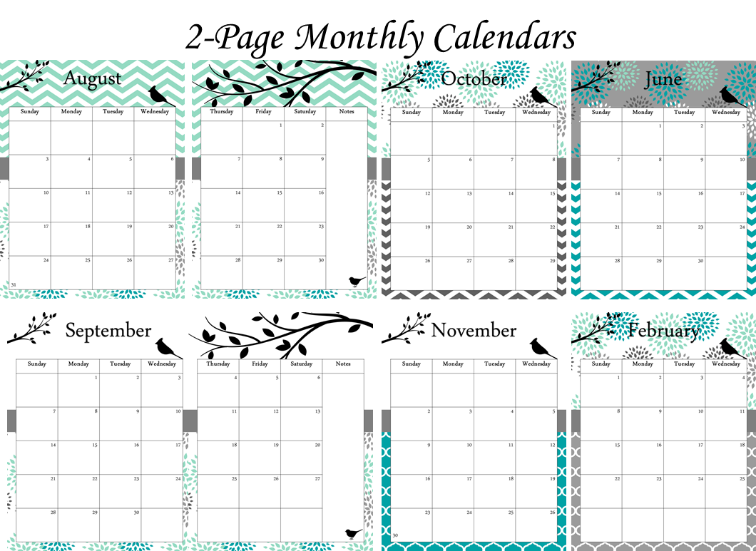 6 Images of 2014-2015 Teacher Planner Free Printable