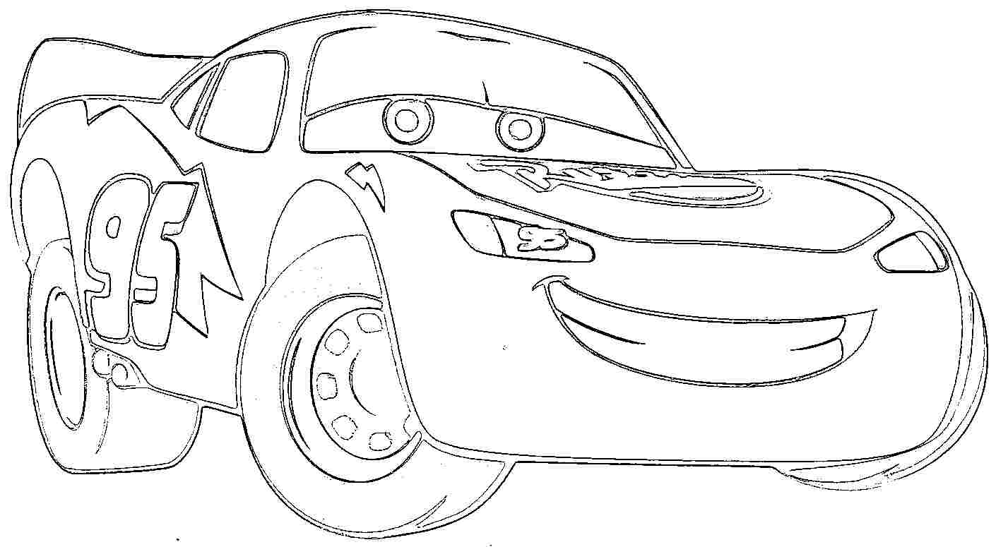 the cars movie coloring pages - photo#25