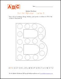 6 best images of printable dot art worksheets bingo dot for Bingo dauber coloring pages