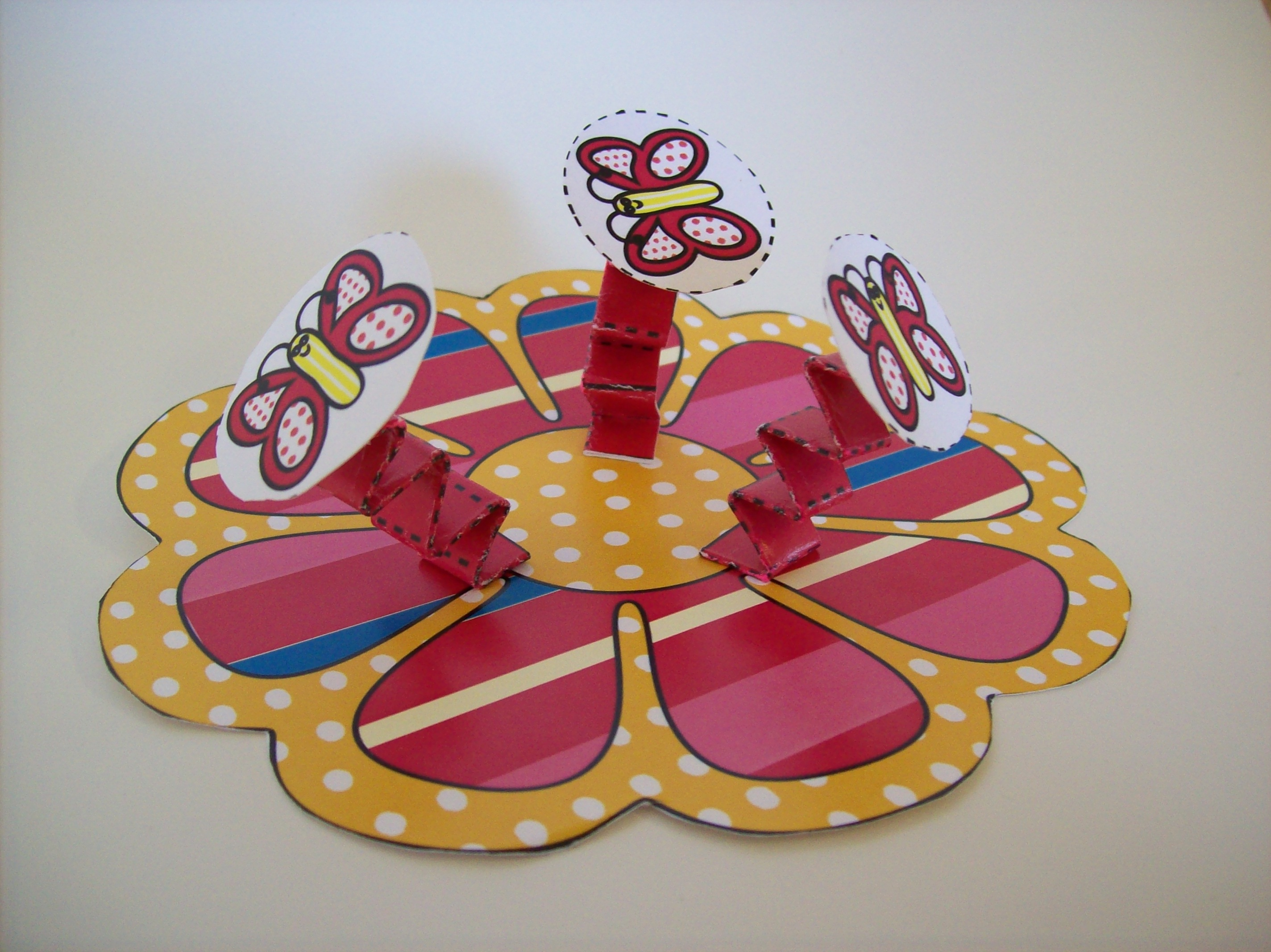 Easter Kids Crafts Butterfly