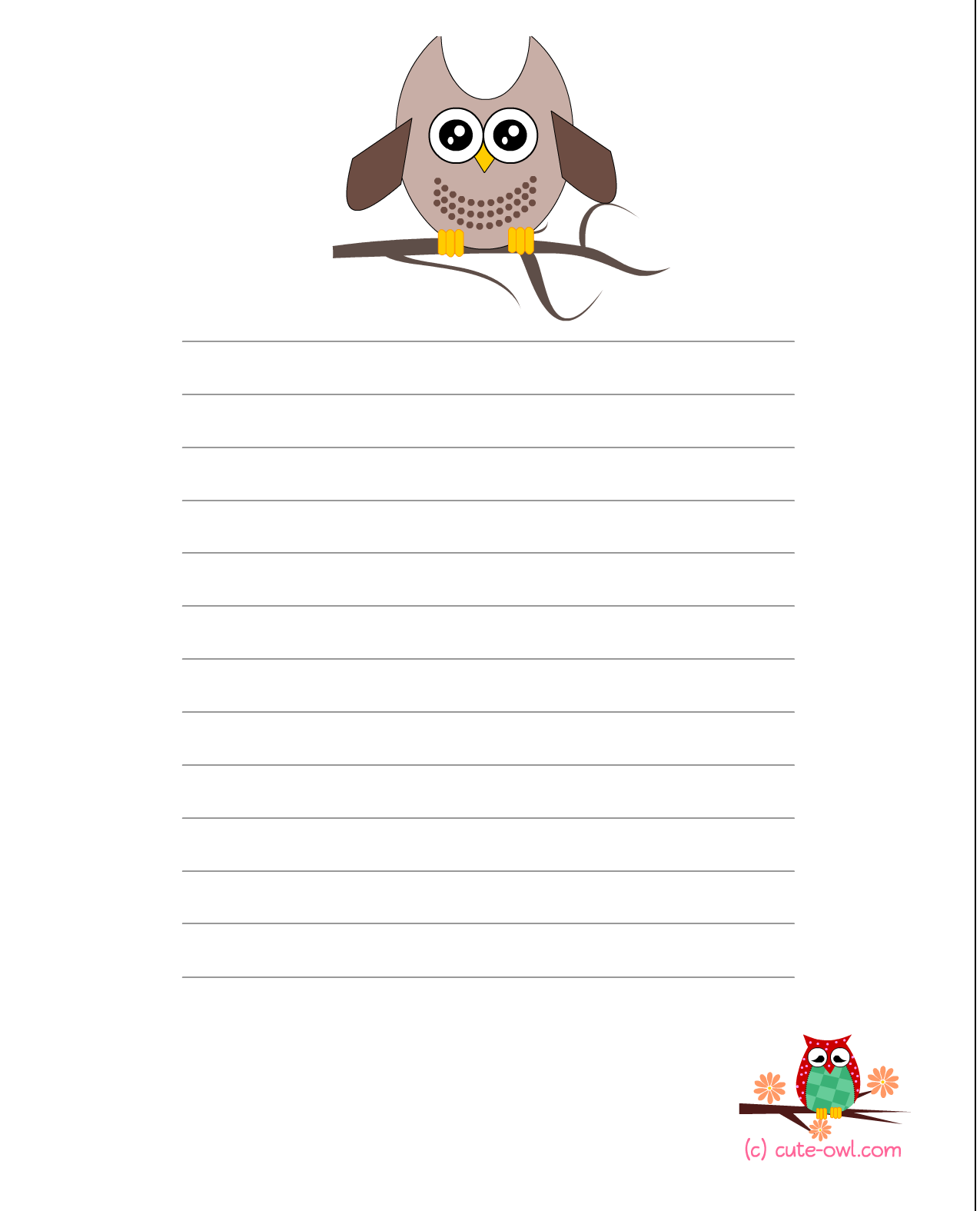 6 Images of Free Printable Owl Baby Shower Games