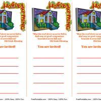7 Images of Printable Housewarming Games Worksheet