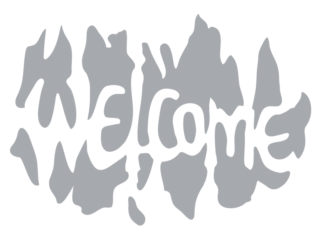 Printable Welcome Stencils