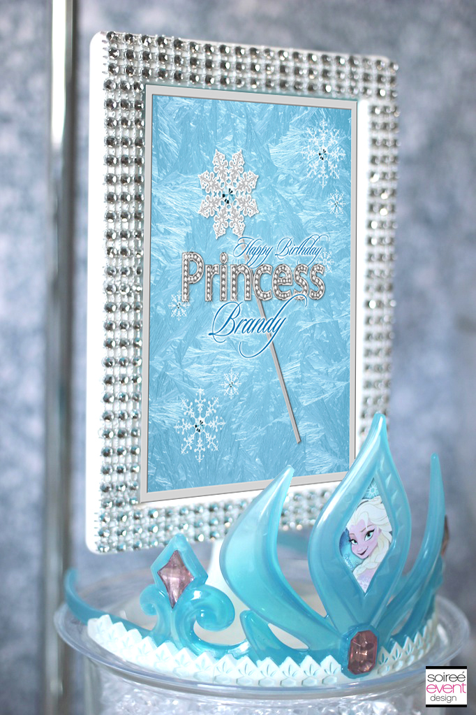 9 Images of Frozen Table Printables
