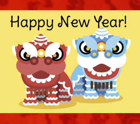 6 Images of Chinese New Year Cards Free Printable