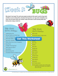 7 Images of Camp Themed Printable Worksheets
