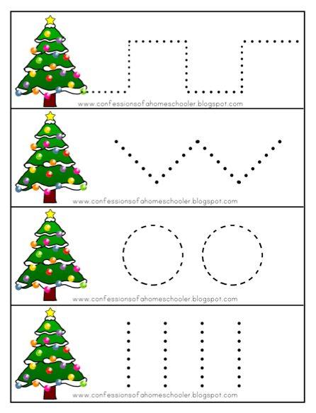 Number Names Worksheets learning sheets for kindergarten : Christmas Worksheet Activities For Kindergarten - Intrepidpath