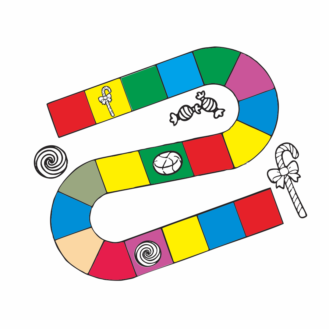 Printable Kindergarten Board Games