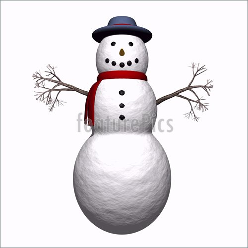 6 Best Images Of Printable Snowman Arms