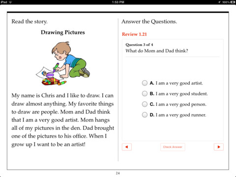 5 Images of 1st Grade Printable Reading Books