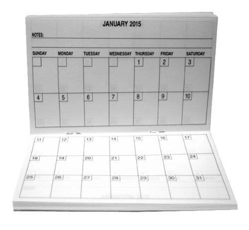 of Free Printable Pocket Calendars - 2015 Pocket Calendar Printable ...