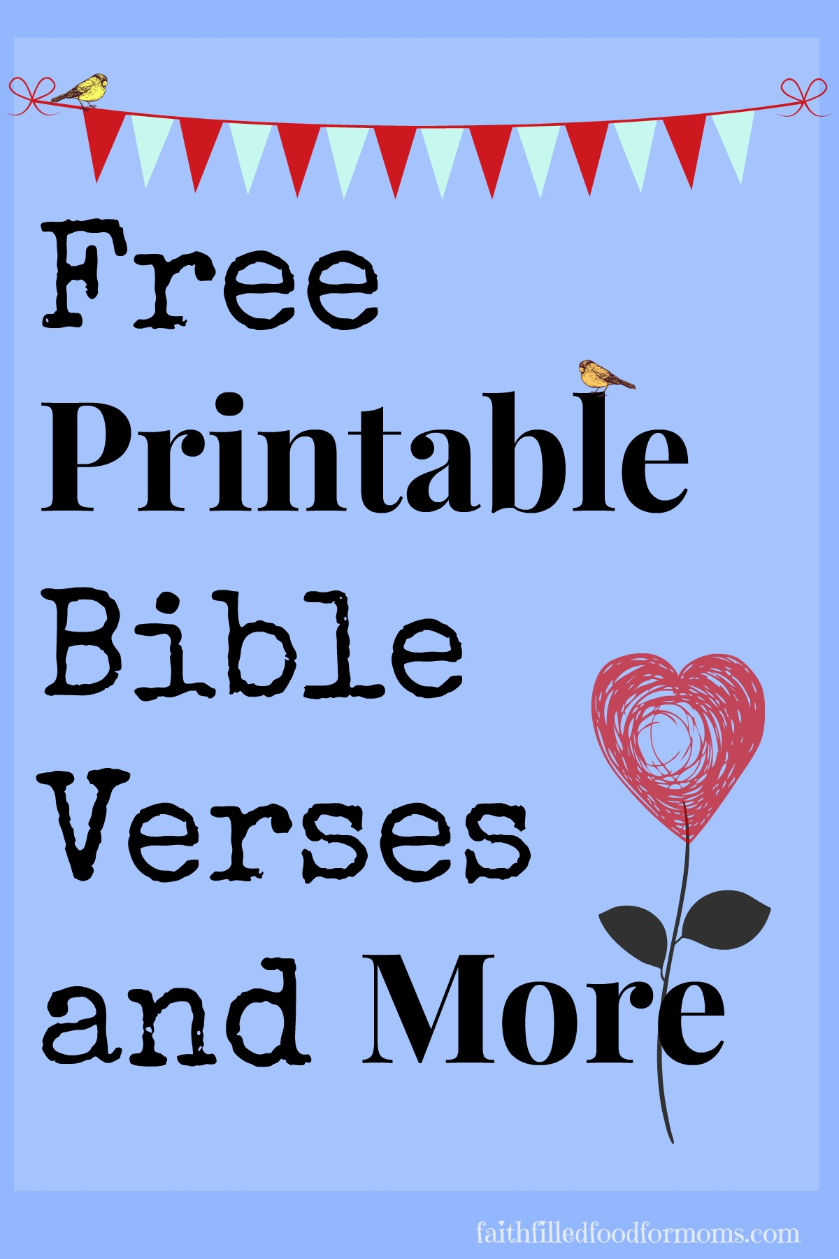 5 Images of Bible Clip Art Free Printable