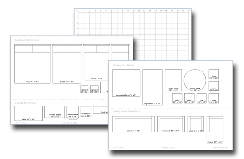 7 Images of Room Cute Printable Templates