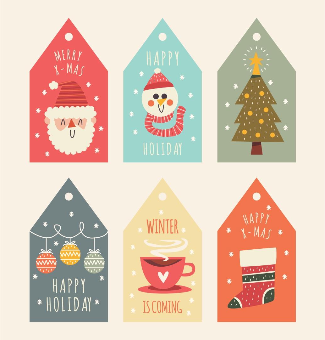 Christmas Printable Tagscute