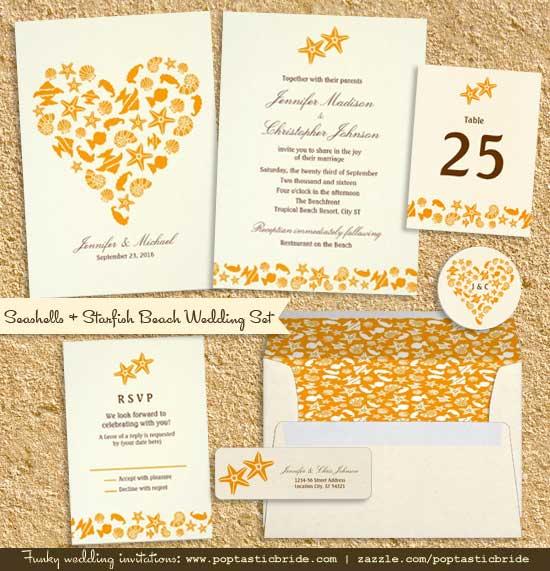 6 Images of Printable Wedding Invitation Sets