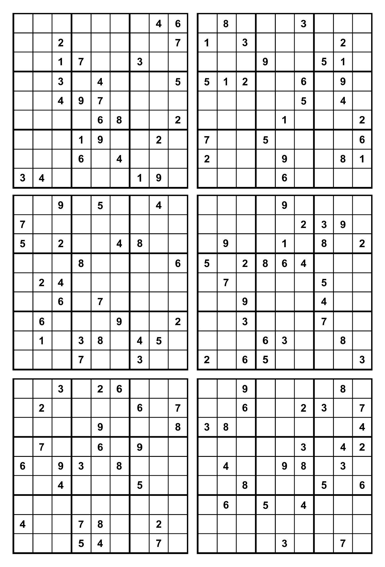 Printable 16X16 Sudoku Grid