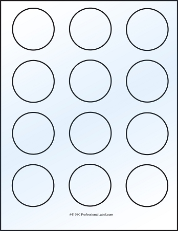 8 best images of printable round labels 2 printable round label template free printable 2. Black Bedroom Furniture Sets. Home Design Ideas