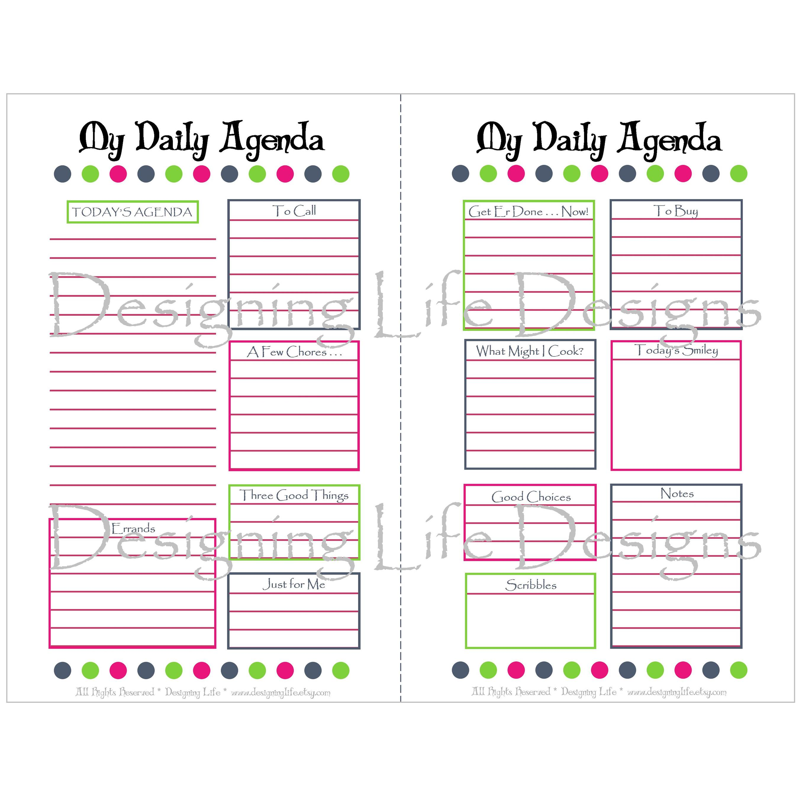 Calendar Half Sheet : Best images of free printable half sheet planner pages