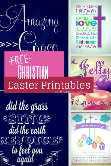 4 Images of Free Christian Printables