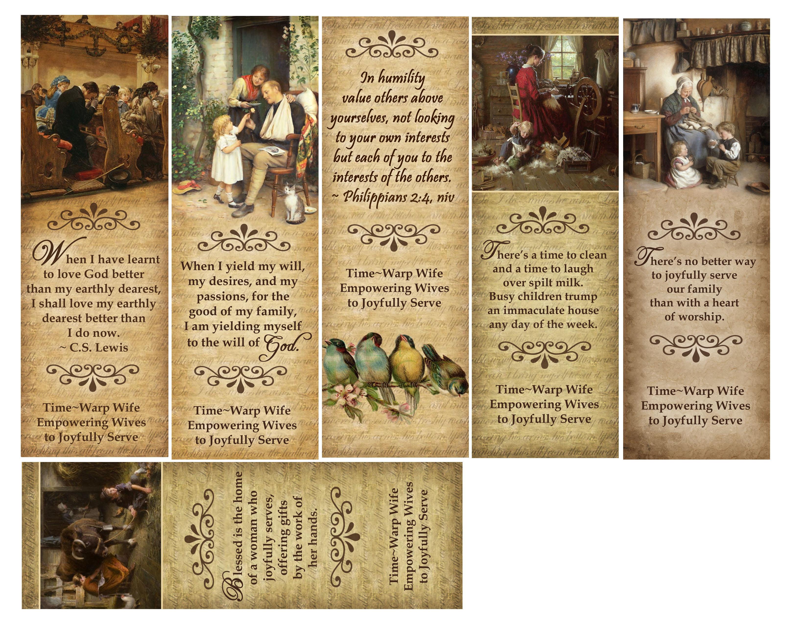 4 Images of Free Printable Jesus Bookmarks