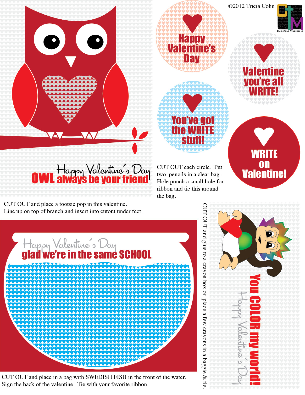5 Images of I Choose You To Be My Valentine Printable Candy Bag