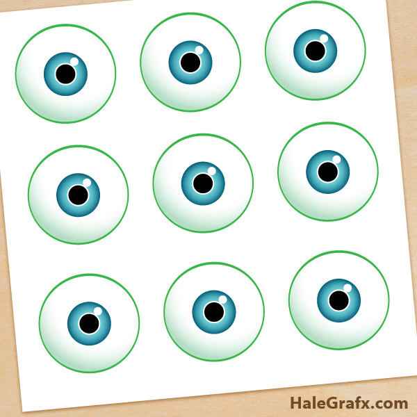 6 Images of Monsters Inc. Free Printables