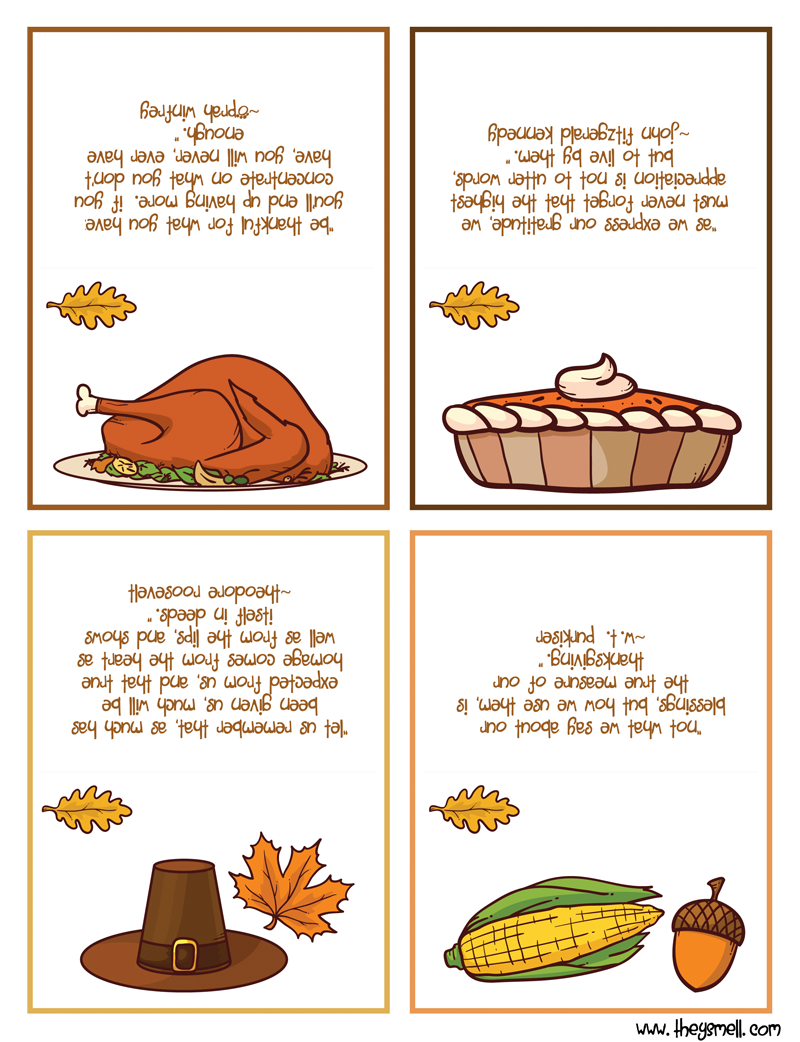 9 Images of Thanksgiving Cards That Are Printables