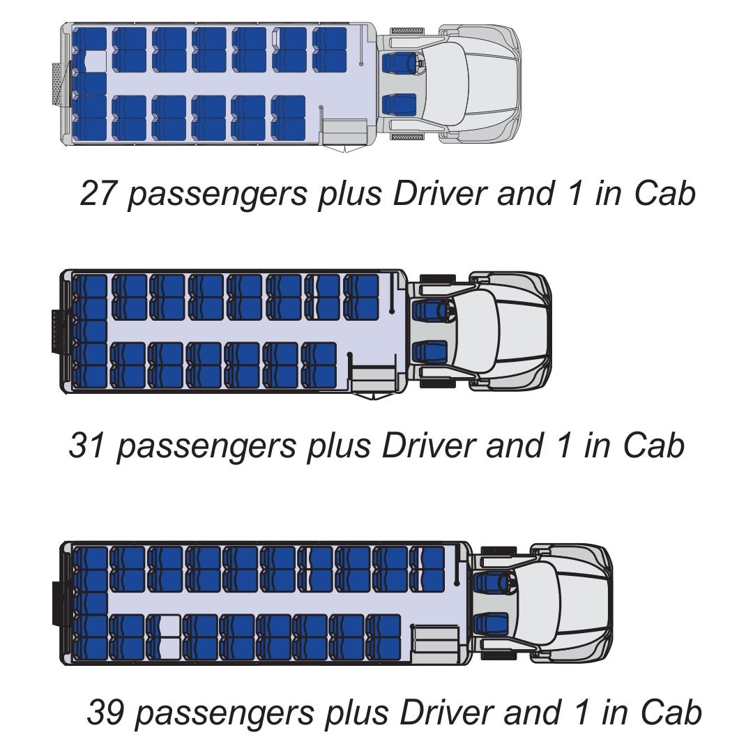 Printable School Bus Diagram