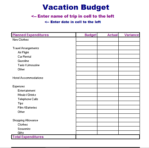 7 best images of travel planning free printable forms for Trip planning itinerary template
