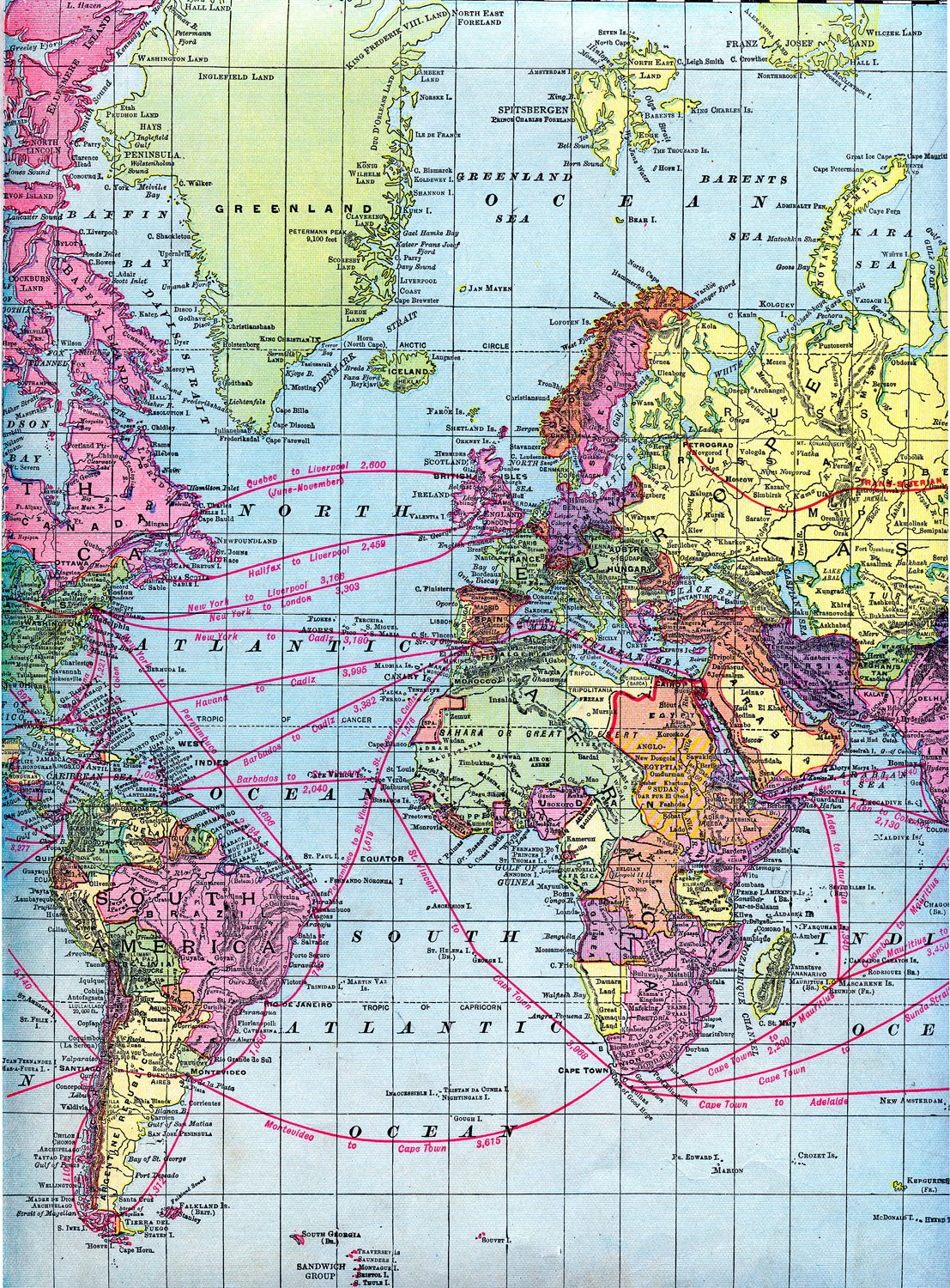5 Best Images Of Printable Old Maps Printable World Map