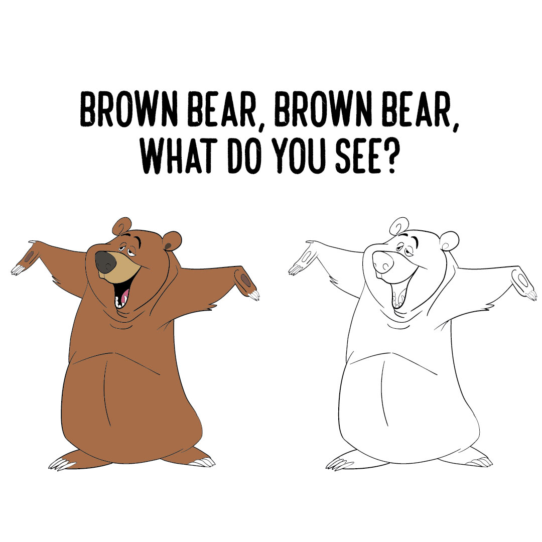 Brown Bear Brown Bear Printables Free
