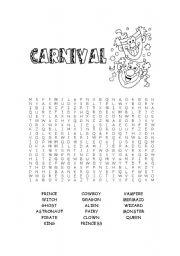 7 Images of Carnival Games Printable Worksheet
