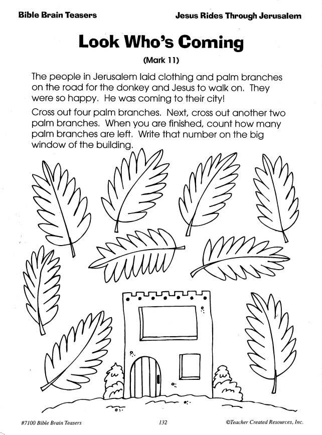 9 Best Images Of Printable Biblical Brain Teasers
