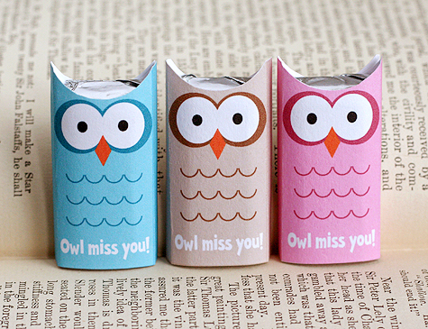 6 Images of Free Printable Owl Miss You