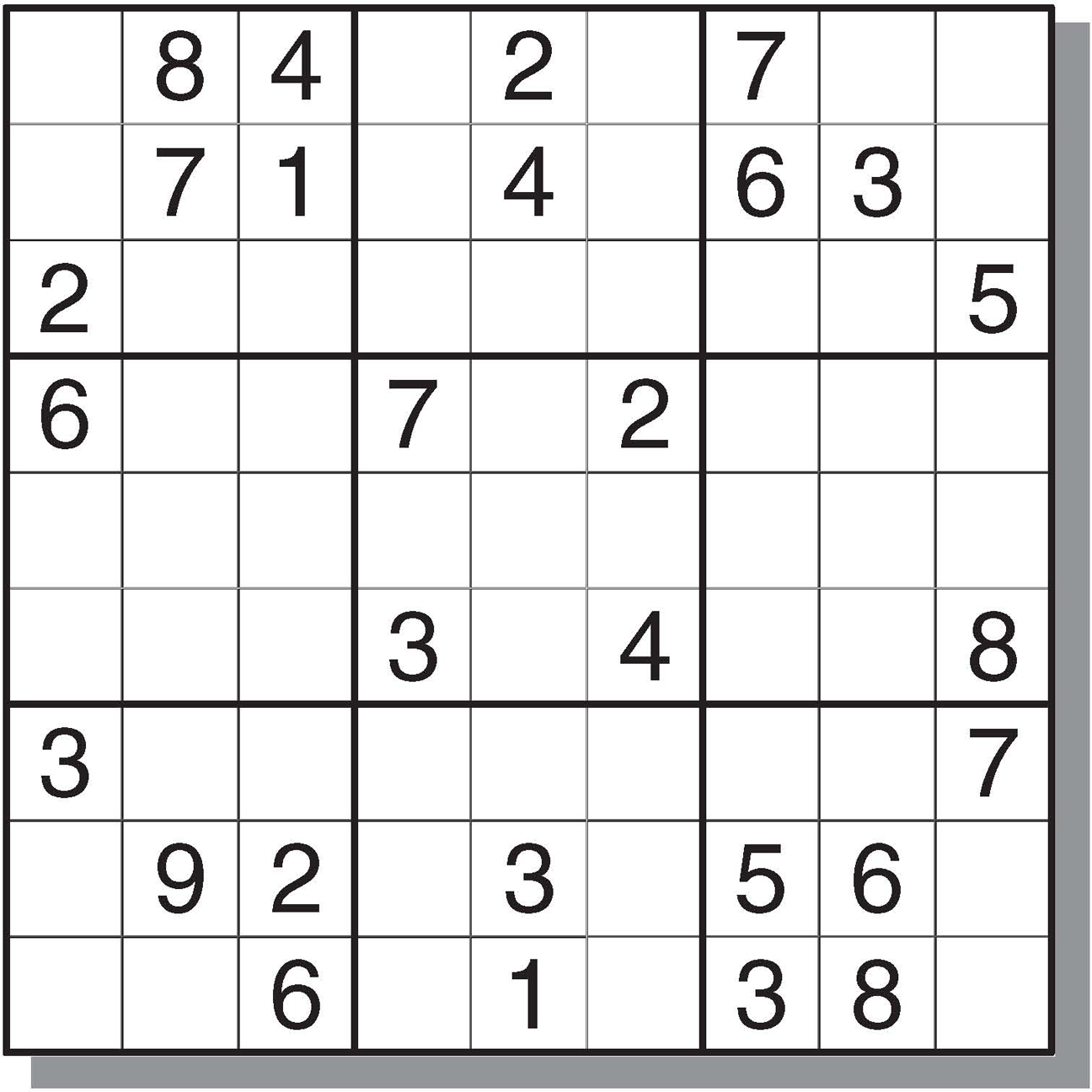 8 Images of Printable Sudoku With Answers
