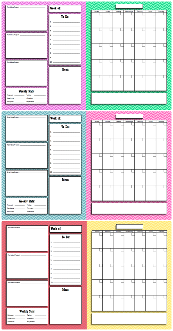 6 Images of Password Organizer Free Printables A5