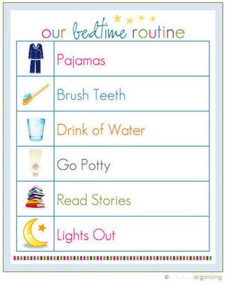 8 Images of Free Organizing Printables For Moms