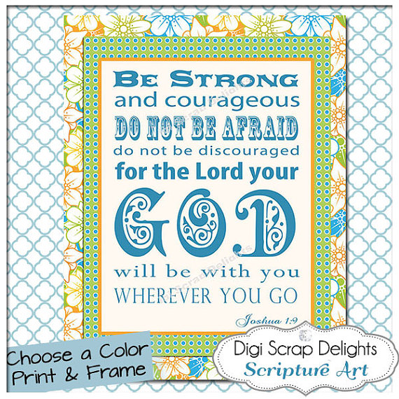 7 Images of Bible Verse Art Printable
