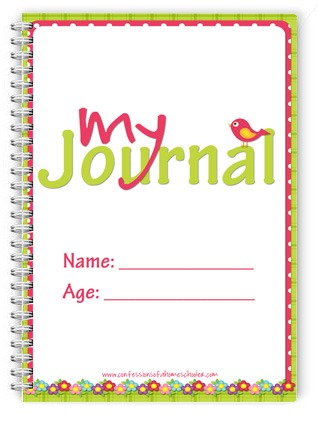 8 Images of My Journal Printables