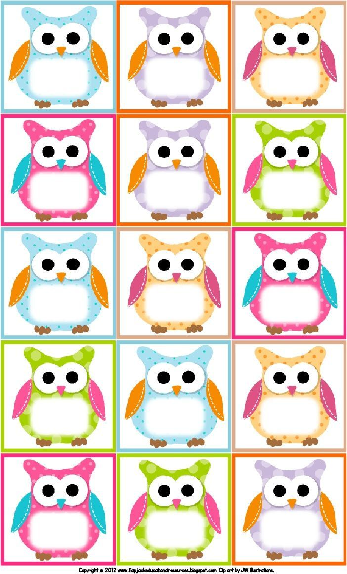 Owl Classroom Decorations Free ~ Best images of owl themed classroom printables