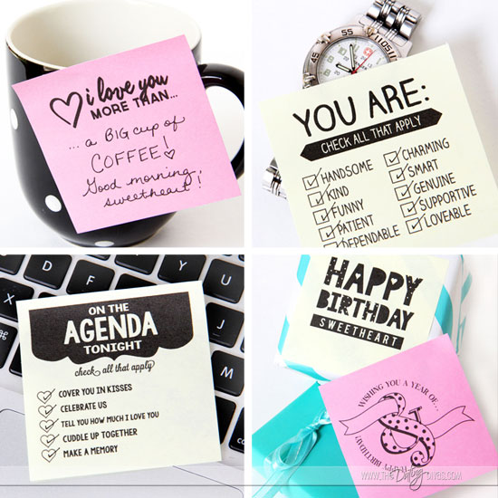 6 Images of Printable Love Notes For Boyfriend