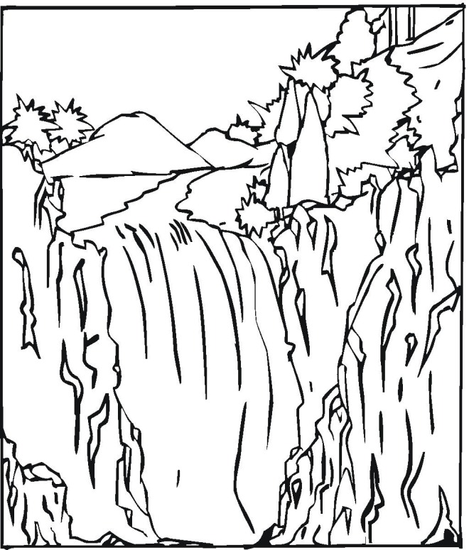7 Images of Free Printable Coloring Pages Water