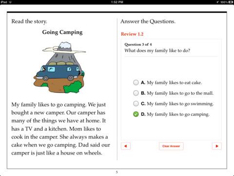 1st grade reading comprehension - First Grade Printable Books