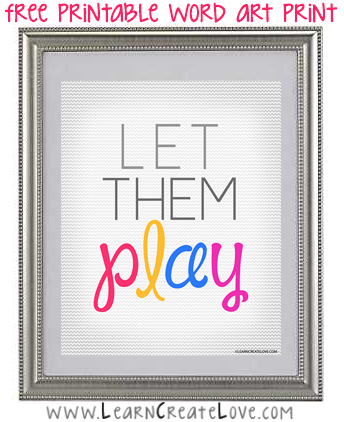 Create Free Printable Word Art